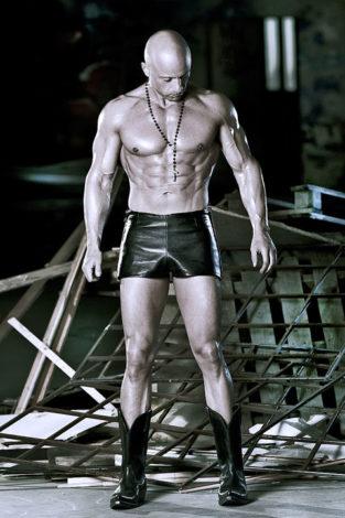 Mandlig stripper