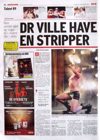 strippers norge telefonnummer