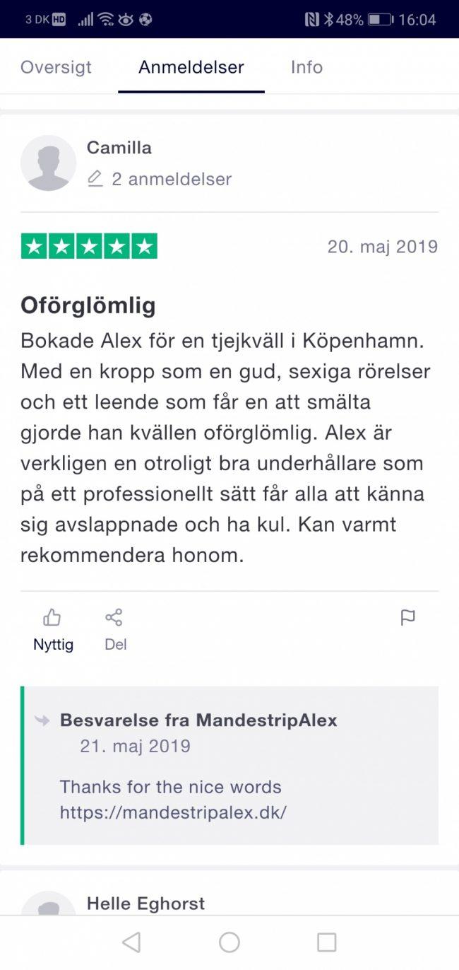 Stripper Malmö Helsingborg Skåne Stockholm Göteborg
